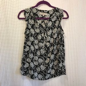 LOFT sleeveless top